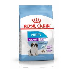 Royal Canin GIANT PUPPY для щенков с 2 до 8 месяцев 3.5кг