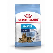 Royal Canin MAXI STARTER для щенков до 2-мес. и сук во время лактации 4кг