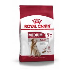 Royal Canin MEDIUM ADULT 7+ для стареющих собак 4кг