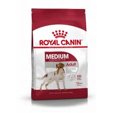 Royal Canin MEDIUM ADULT для взрослых собак средних размеров 4кг