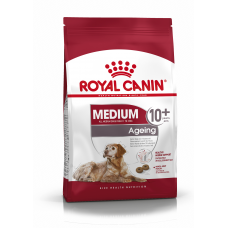 Royal Canin MEDIUM AGEING 10+ для собак старше 10 лет 15кг