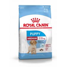 Royal Canin MEDIUM PUPPY для щенков средних пород 4кг