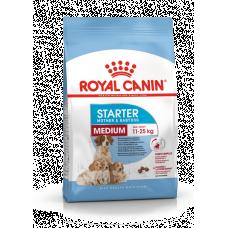 Royal Canin MEDIUM STARTER для щенков до 2-мес. и сук во время лактации 12кг