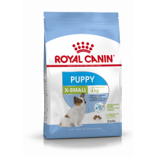 Royal Canin X-SMALL PUPPY для щенков миниатюрных размеров 500г