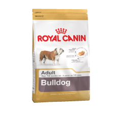Royal Canin Корм для Английских бульдогов старше 12 месяцев 12кг