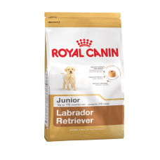 Royal Canin Корм для щенков Лабрадора до 15 месяцев 12кг