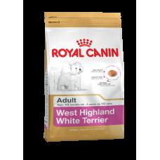 Royal Canin Корм для собак породы Вест-хайленд-уайт-терьер от 10 месяцев 1.5кг