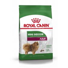 Royal Canin INDOOR ADULT для взрослых собак мелких пород 3кг