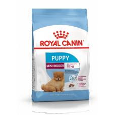 Royal Canin INDOOR PUPPY для щенков мелких пород 500г