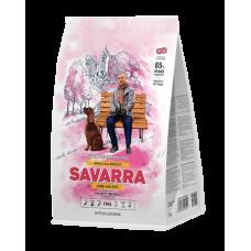 SAVARRA ADULT ALL BREEDS DOGS LAMB для взрослых собак всех пород с ягненком