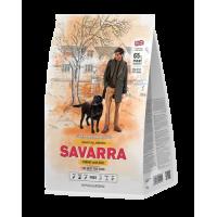 SAVARRA ADULT ALL BREEDS DOGS TURKEY  для взрослых собак всех пород с индейкой