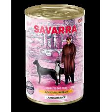 SAVARRA ADULT ALL BREEDS DOGS влажный корм для взрослых собак всех пород 395г