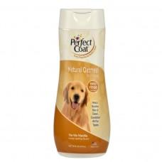 Perfect Coat Natural Oatmeal шампунь с овсяной мукой, для собак