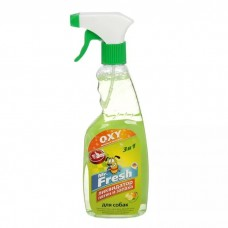 Mr.Fresh 3в1 ликвидатор запаха и пятен для собак (500мл)