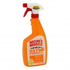 NATURE'S MIRACLE Уничтожитель пятен и запахов «Оранж-Окси» (710мл)
