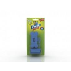 Mr.Fresh пакеты для уборки фекалий с брелоком-держателем (40 пакетов)