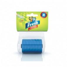 Mr.Fresh пакеты для уборки фекалий сменный рулон (20 пакетов)