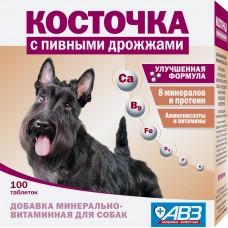 """""""Косточка"""" с пивными дрожжами (100т)"""