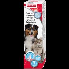 Beaphar Зубной гель Tooth gel для кошек и собак 100г