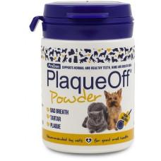 PRODEN PLAQUEOFF для профилактики зубного камня у собак и кошек 40г