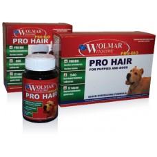 Wolmar PRO HAIR - комплекс для улучшения состояния кожи и шерсти у щенков и собак