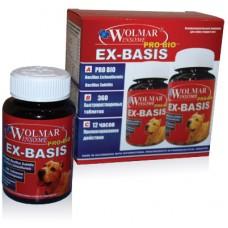 Wolmar EX-BASIS - комплекс для собак старше 6 лет (360таб)